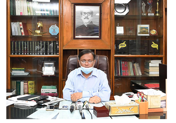 No country readied for corona, health sectors face criticism: Hasan