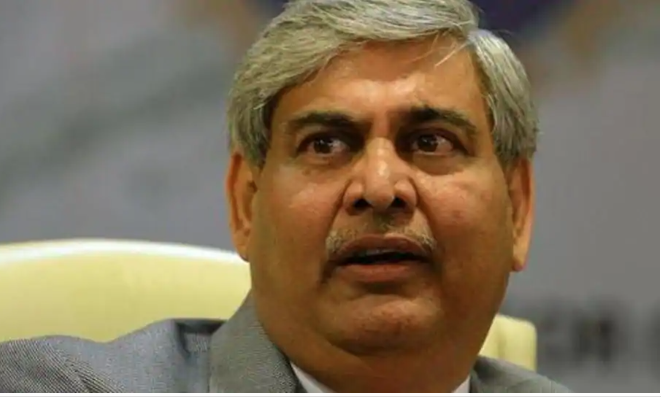 Shashank Manohar steps down asICC Chairman after two stints