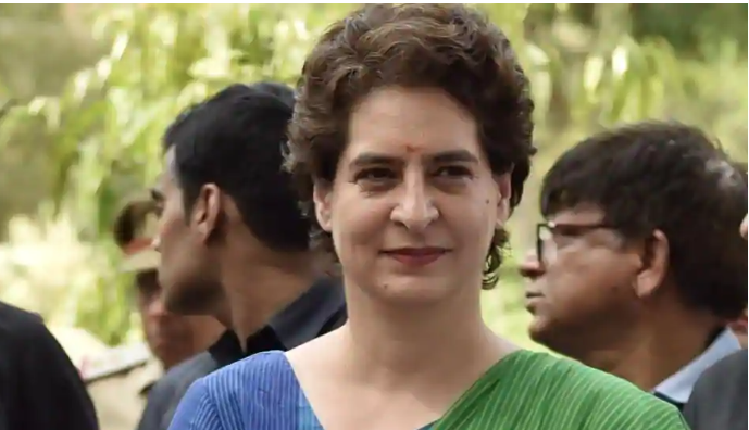 Priyanka Gandhi asked to vacate govt allocated official accommodation