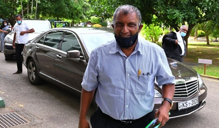 Sri Lanka grills top selector over World Cup fixing charge