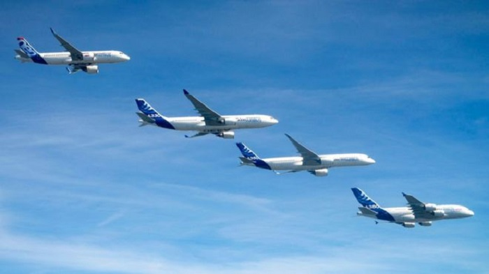 Plane-maker Airbus plans to cut 15,000 jobs