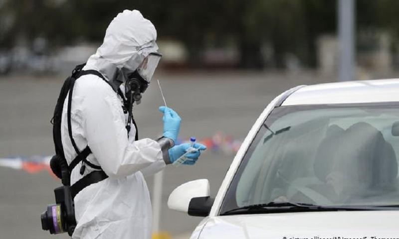Coronavirus: US death toll rises to 130,798