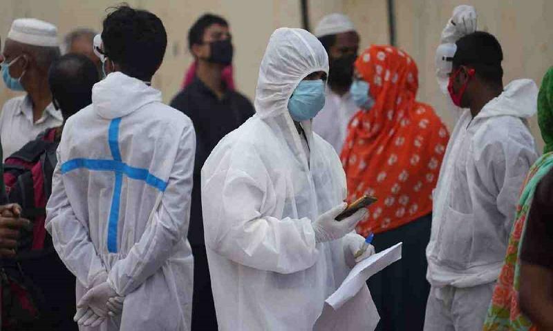 Virus surge in Kishoreganj, 32 more infected