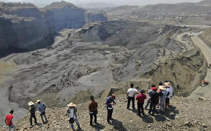 Myanmar jade mine landslide death toll rises 162