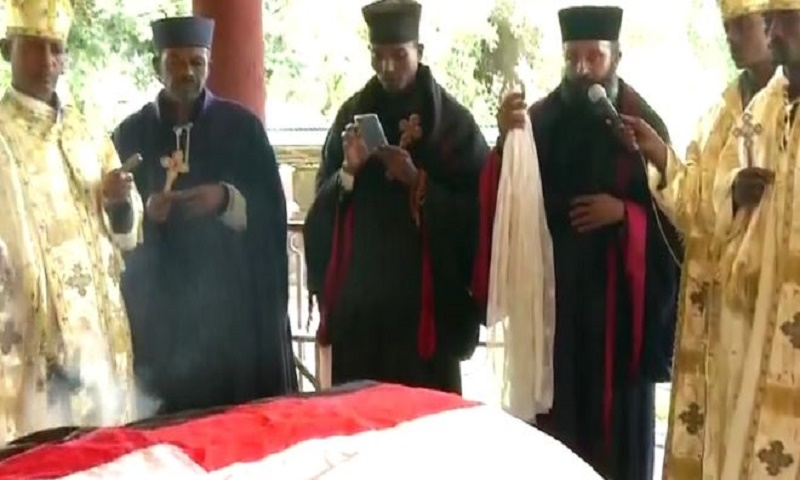 Hachalu Hundessa: Ethiopia singer buried amid ethnic unrest