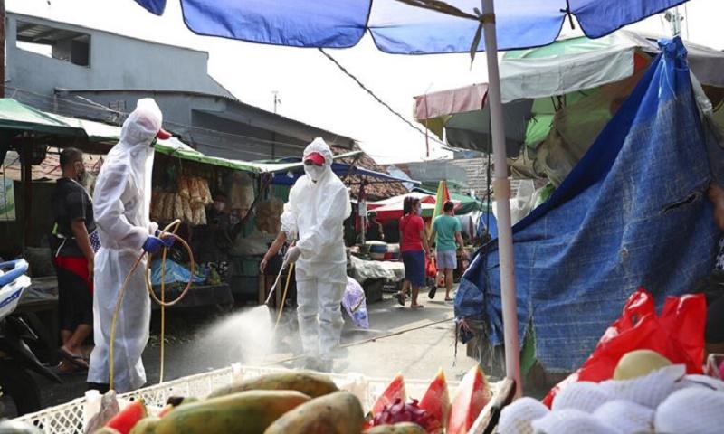 Coronavirus: Global death toll rises to 524,088