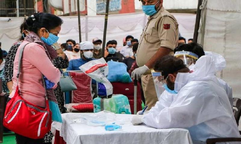 India coronavirus death toll climbs to 18,225
