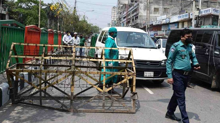 Coronavirus: 11,302 policemen infected