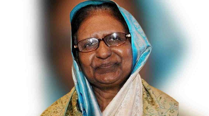 Former home minister Sahara Khatun to move to Thailand on Monday