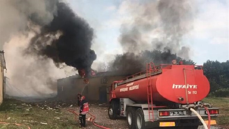 41 injured in fireworks factory explosion in Turkey: governor