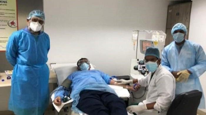 Around 15pc Corona patients need hospital care