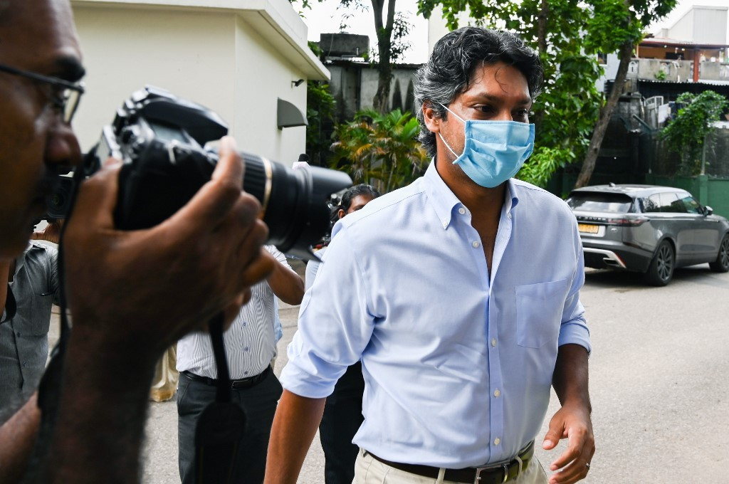 Ex-Sri Lanka skipper Sangakkara grilled in World Cup fixing probe
