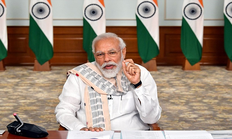 Indian PM Modi announces Rs 2 lakh each to kin of Assam flood victims