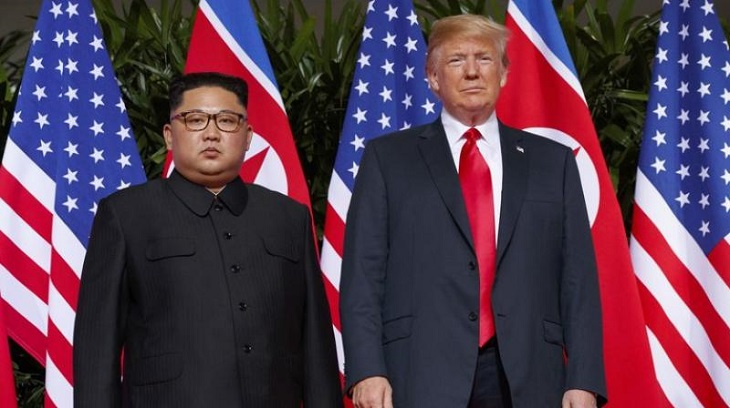 North Korea says no need for talks with US