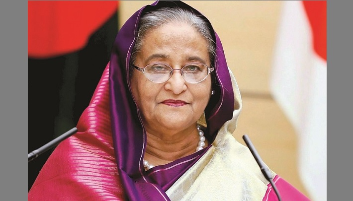 Hasina – the torch bearer of humanity