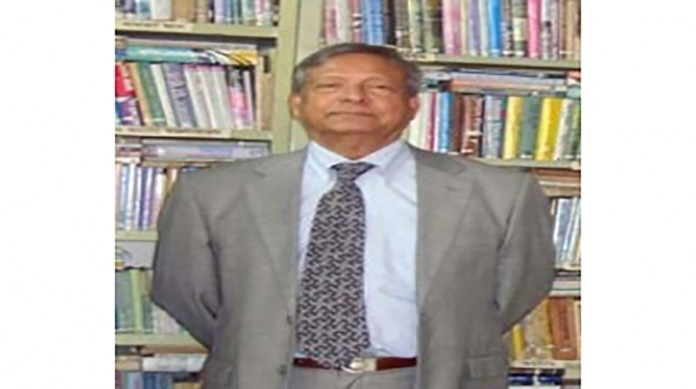 Foreign Minister mourns death of ex-finance minister Wahidul Huq