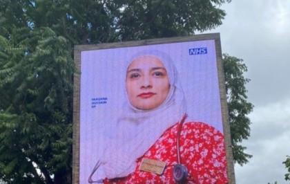 Rumour being spread over a British-Bangladeshi doctor Dr Farzana Hussain