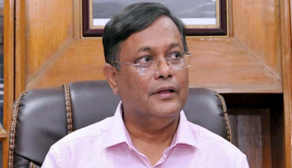 BNP leaders hold press briefing staying home to blame govt: Hasan