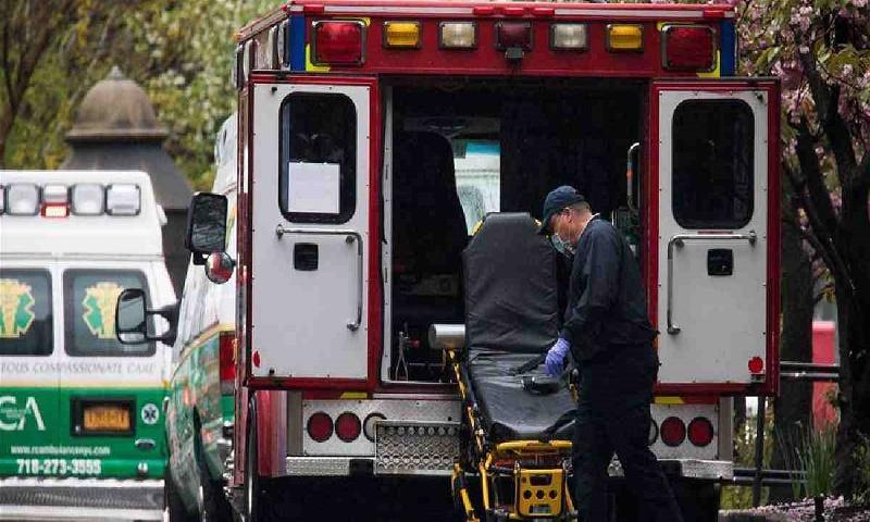 Coronavirus: US death toll rises to 132,318