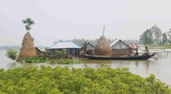 Kurigram flood subsides but public sufferings intensify