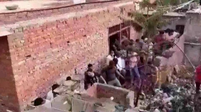 7 dead, 4 injured in India factory explosion