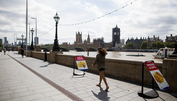 UK Puts $1 billion into job centers to help wave of unemployed
