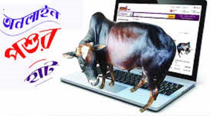 Initiative taken to sell sacrificial animals through online in Khulna