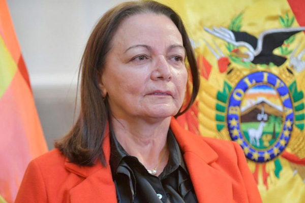 Bolivian health minister tests positive as virus hits cabinet