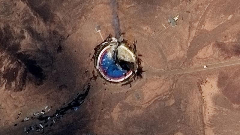 Iran says damage at nuclear site 'significant'