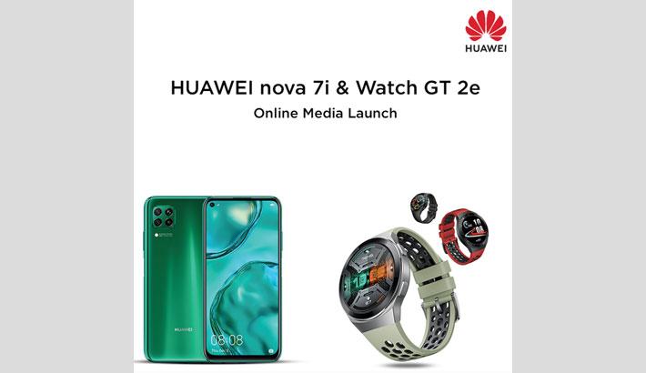 Huawei brings Huawei nova 7i handset