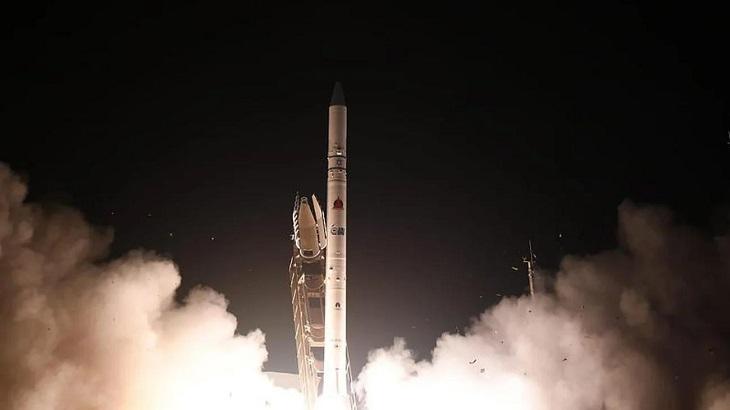 Israel launches new spy satellite