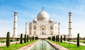 Taj Mahal remains shut as India reports record daily virus cases