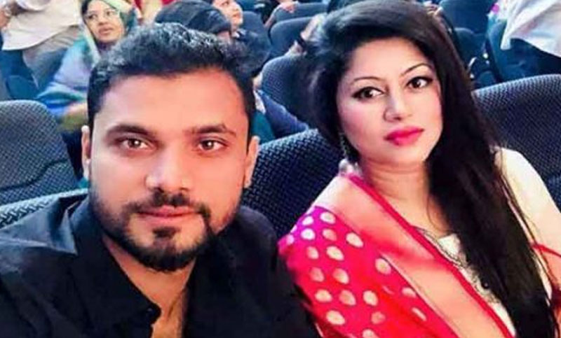 Now Mashrafe's wife tests positive for Covid-19