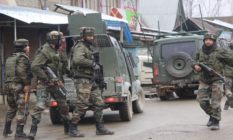 Army soldier killed in J-K Pulwama encounter