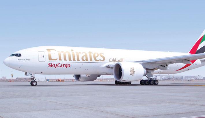 Emirates expands cargo services to 100 destinations