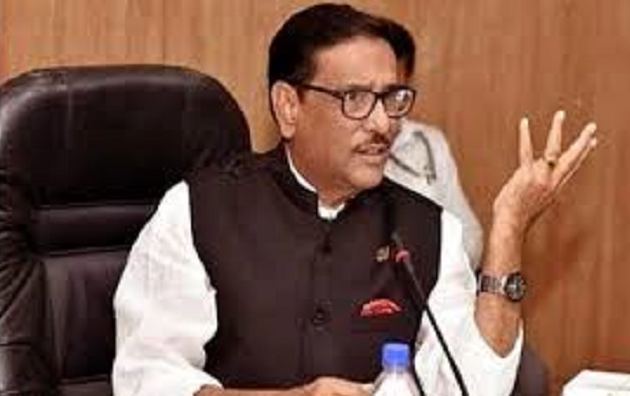 Quader for avoiding gatherings during Eid to stop coronavirus transmission