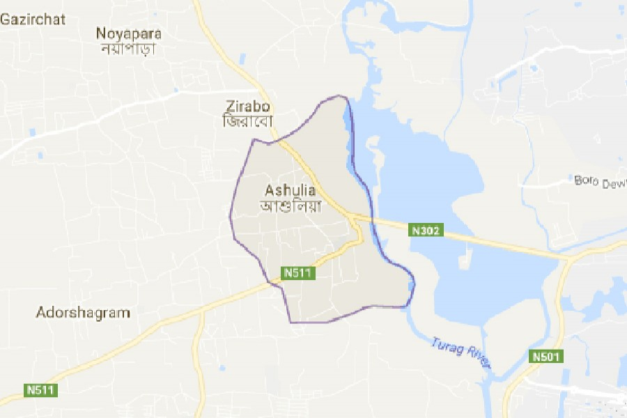 Father, son killed after cooking stove explodes in Ashulia