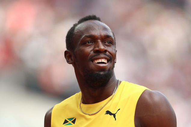 Usain Bolt shares baby daughter's name and fans dub it the 'best name of 2020'