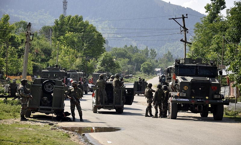 Pakistan shelling along Line of Control in Jammu and Kashmir, 1 killed