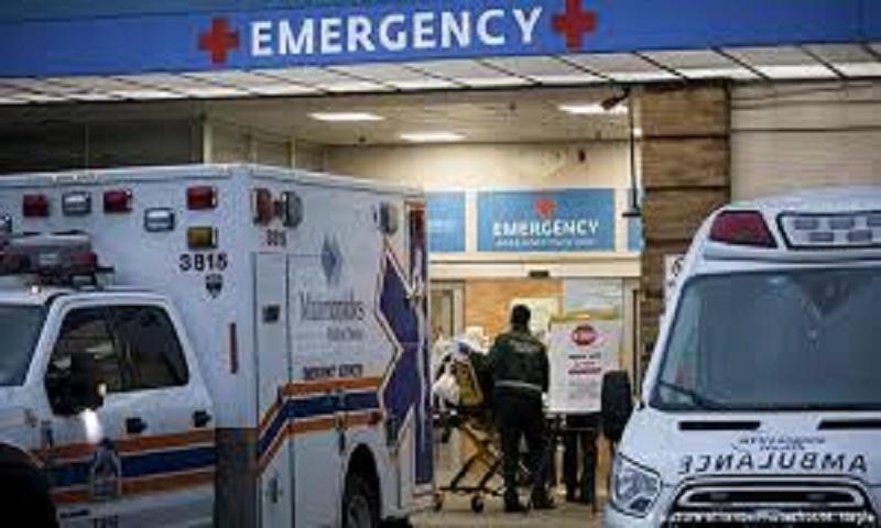 Coronavirus: US death toll rises to 133,977