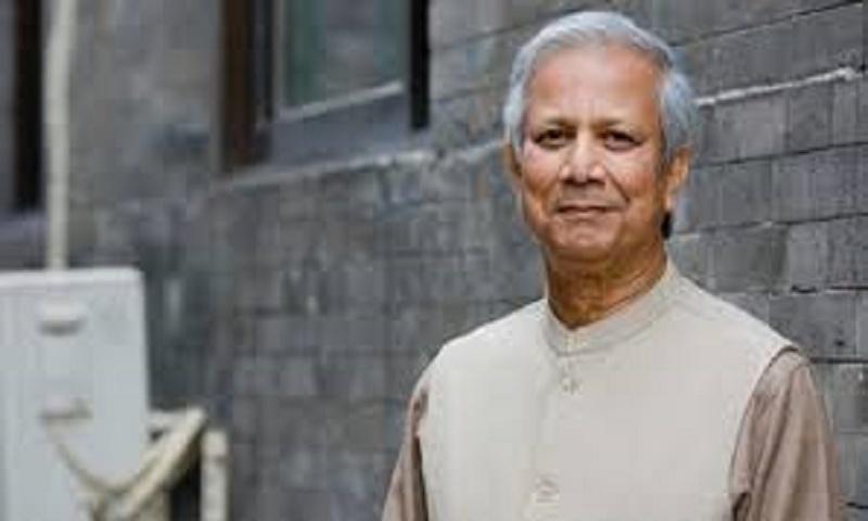 Nobel laureate Professor Yunus mourns Andrew Kishore's death