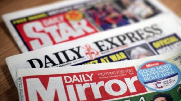 Daily Mirror owner Reach to cut 550 jobs as sales fall
