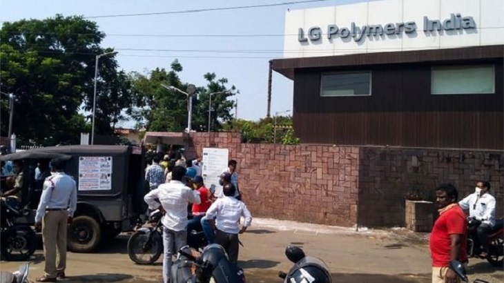 South Korean CEO arrested for fatal gas leak at LG Polymers in India