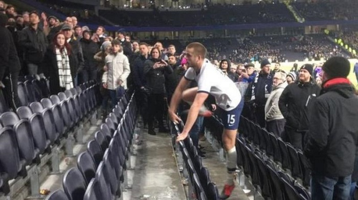 Eric Dier: Tottenham midfielder given four-match ban for confronting fan
