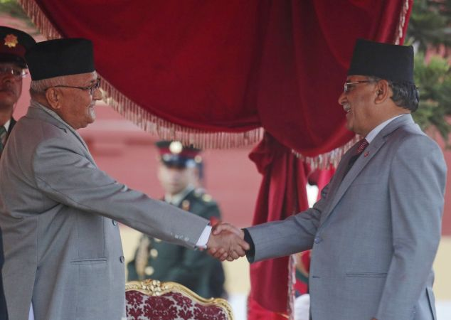 Power tussle in Nepal ruling party as China influence grows