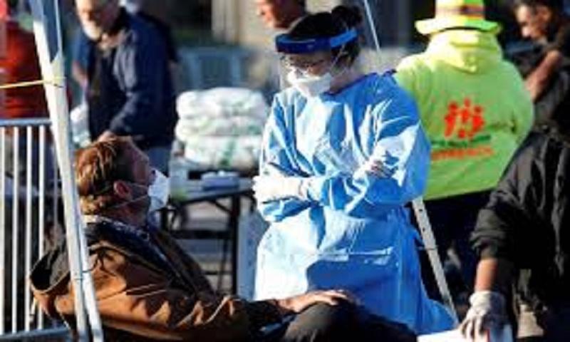 Coronavirus: US death toll rises to 134,862