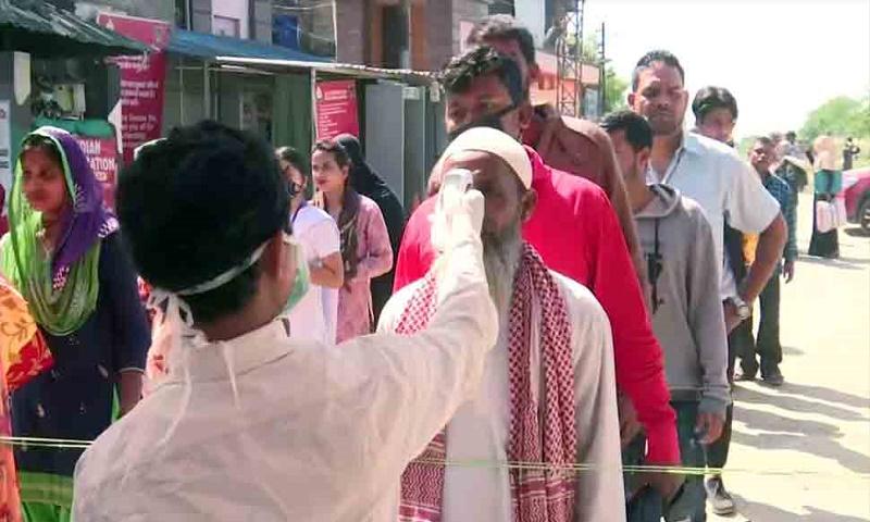 India coronavirus death toll surpasses 21,000