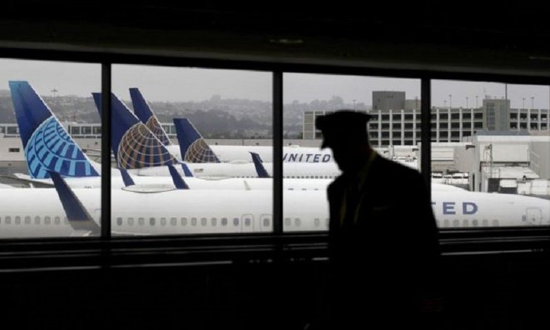 United Airlines to furlough up to 36,000 staff