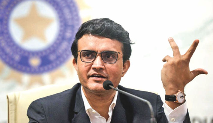Ganguly opposes four-day Test plan