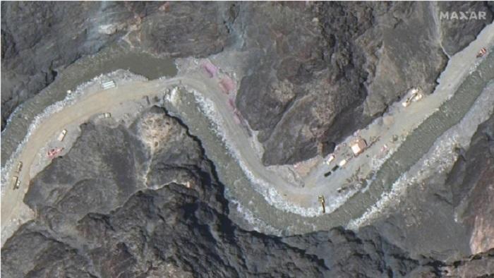 China's Ladakh gameplan